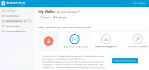 Bitcoin Wallet Anlegen